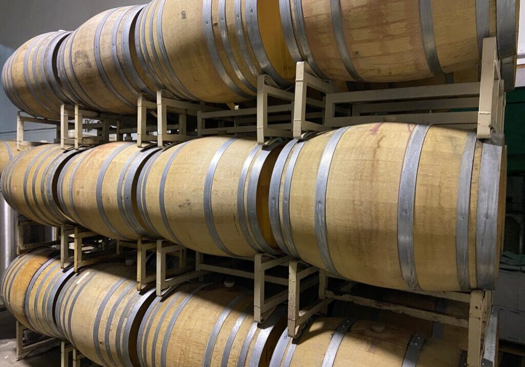 Barrels in Salem